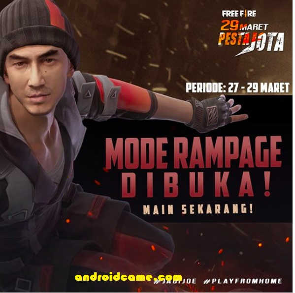 Event Puncak Free Fire (FF) Pesta Jota & 2 Event Baru