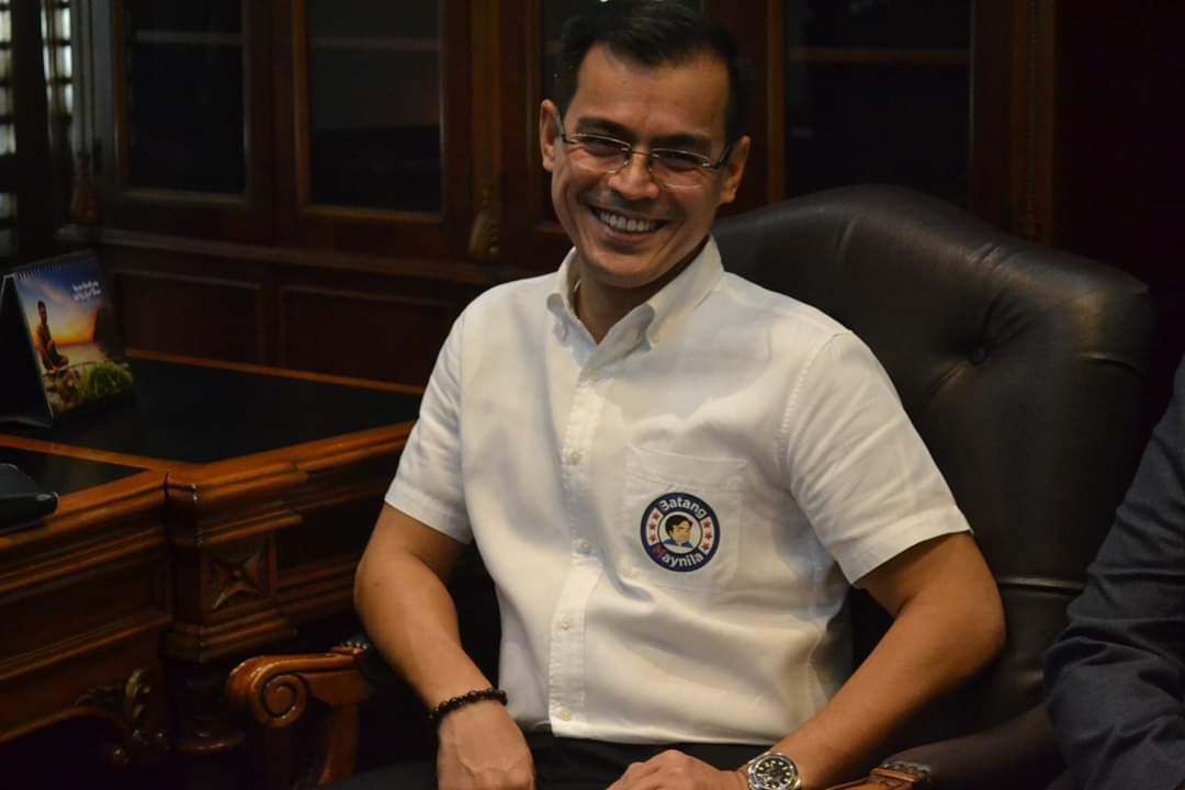 Isko From the slums to Manila's highest seat