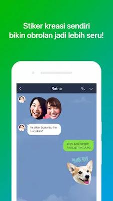 Begini Cara Mudah Membuat Sticker Line Sendiri Dengan Ponsel Android
