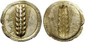 antiche monete greche, nate con le poleis e la colonizzazione