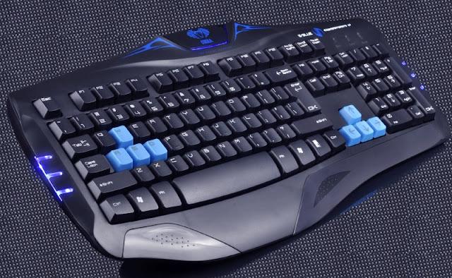 E-Blue Combatant-X Gaming by SANDYTACOM