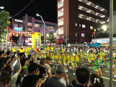 第34回南越谷阿波踊り開催のお知らせ