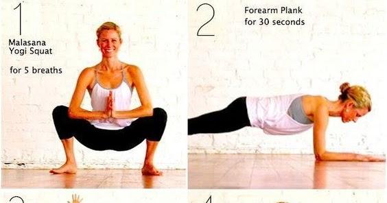 Aerial Yoga: Your Cirque Du Soleil Workout!   Parkour