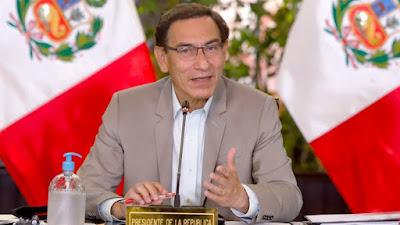 Martín Vizcarra promulgó la Ley del Libro que promueve el derecho a la lectura