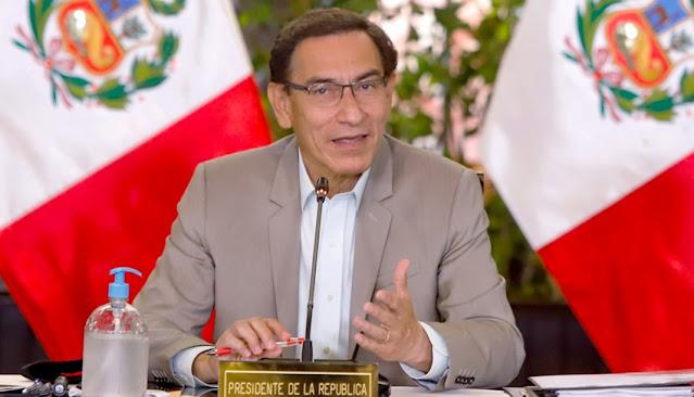 Vizcarra promulgó la Ley del Libro