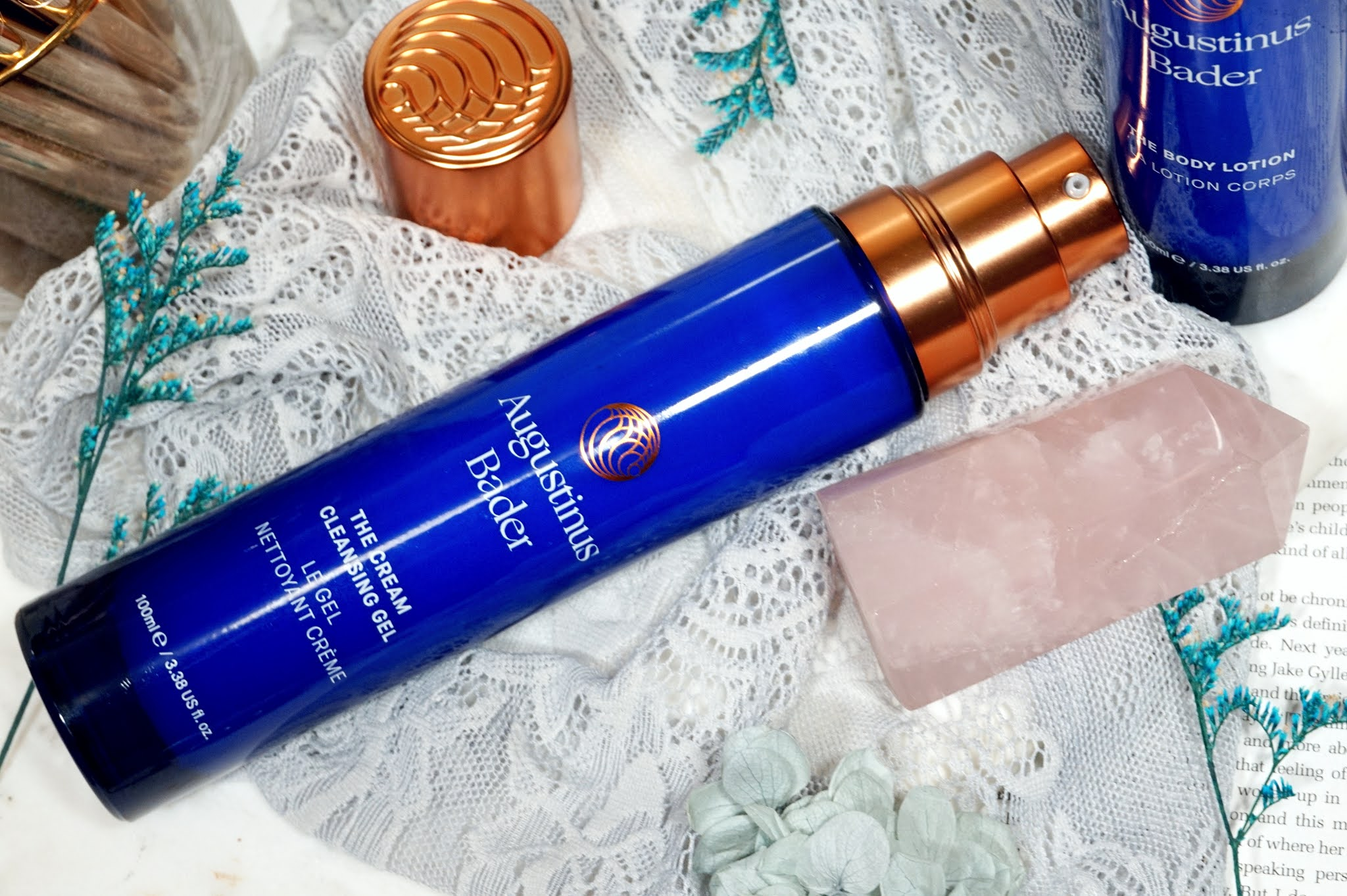Augustinus Bader The Cream Cleansing Gel Review