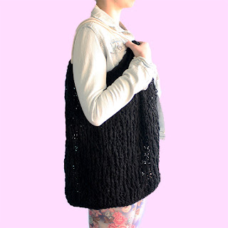 diy torba na zakupy stary sweter