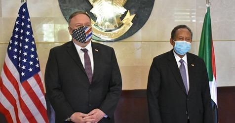 Sudão é o terceiro país árabe a selar acordo de paz com Israel