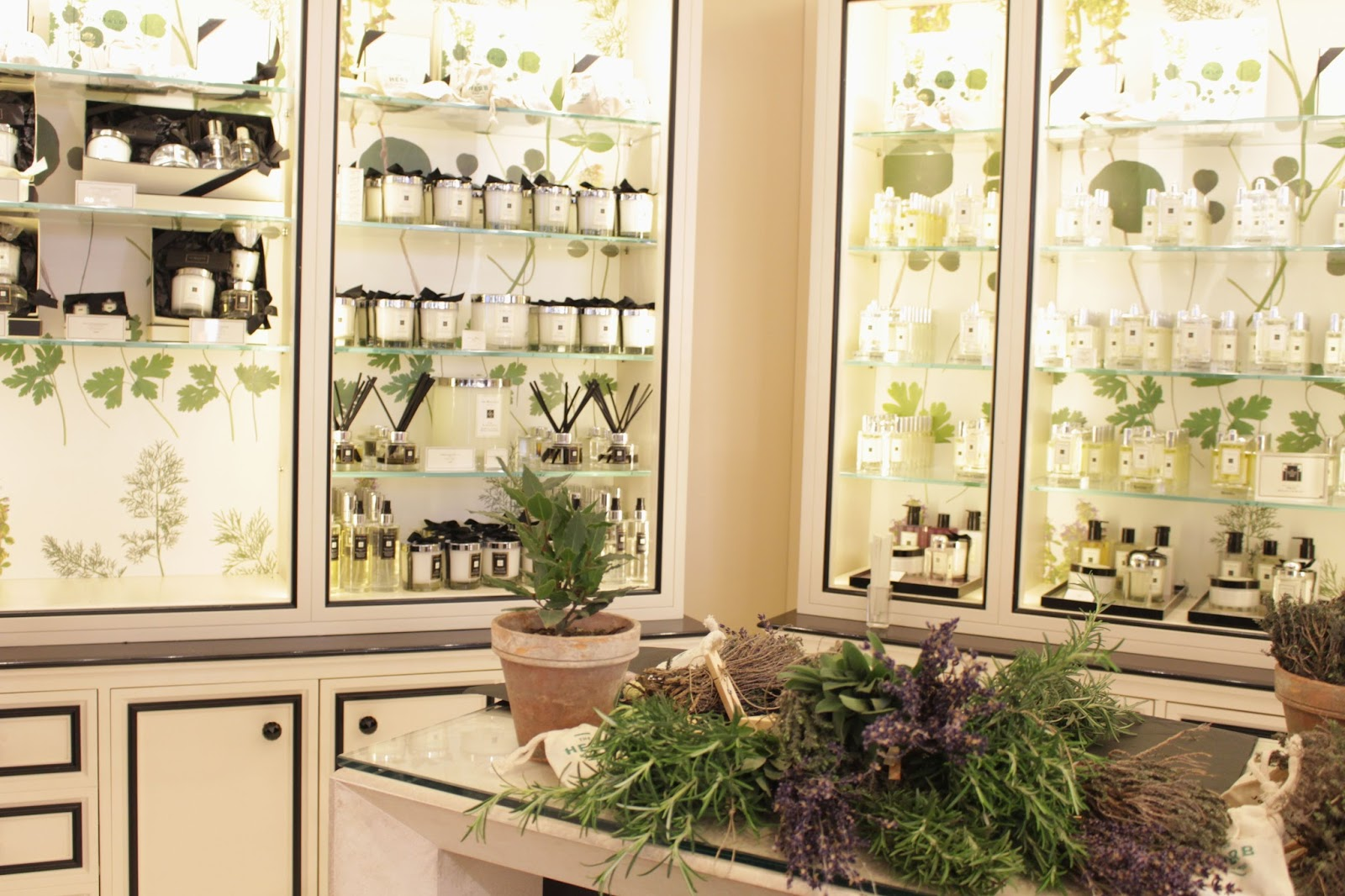 Jo Malone The Herb Garden