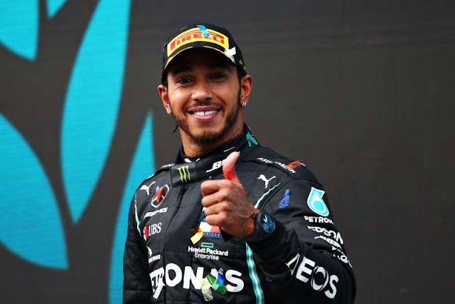 "FORMULA 1; ""I feel like I'm only just getting started""—Lewis Hamilton"