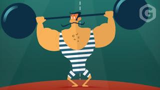 السيد عضلات العاب اركيد