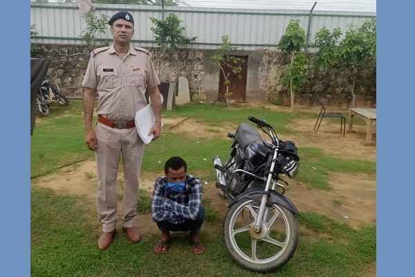 faridabad-nit-crime-branch-arrested-chor-muhammad-shahid