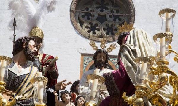Horario e Itinerario viacrucis extraordinario del Carmen Doloroso de Sevilla