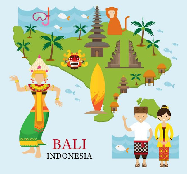 TOP 10 places to visit Bali in hindi