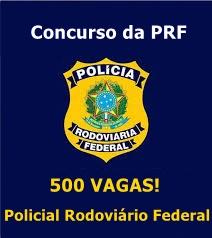 EDITAL PRF 2018/2019 pelo Cebraspe.