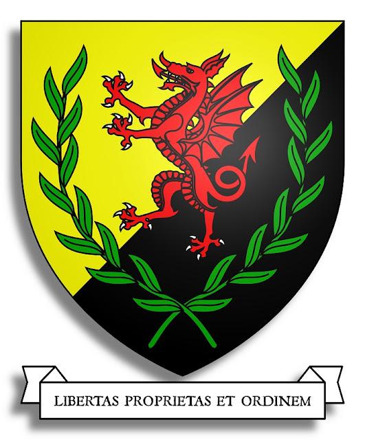 Legion of Liberty Coat of Arms