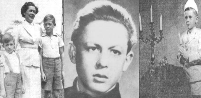 """""""Az én bátyám nem volt kötélrevaló gonosztevő"""" – 80 éve született Mansfeld Péter"""