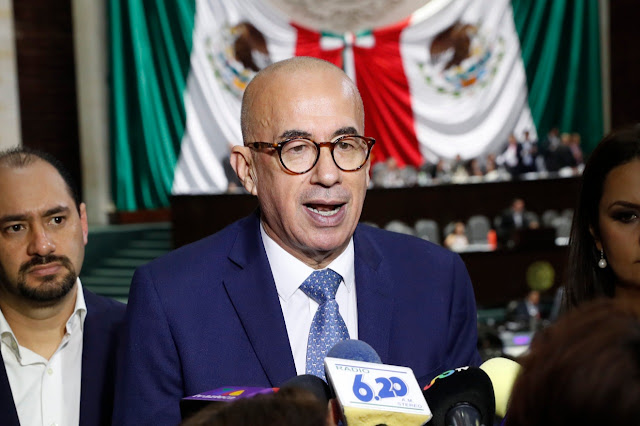 Secretaría de Salud simuló gasto de 46 mil millones del Fondo de Salud para el Bienestar para evitar el subejercicio: Éctor Jaime Ramírez