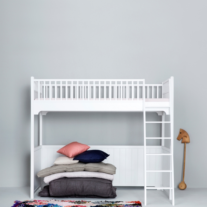 dziecięce łóżko pietrowe