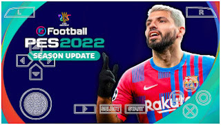 Download PES 2022 Android PPSSPP Chelito V3 New Update Latest Transfer & Real Face Best Graphics
