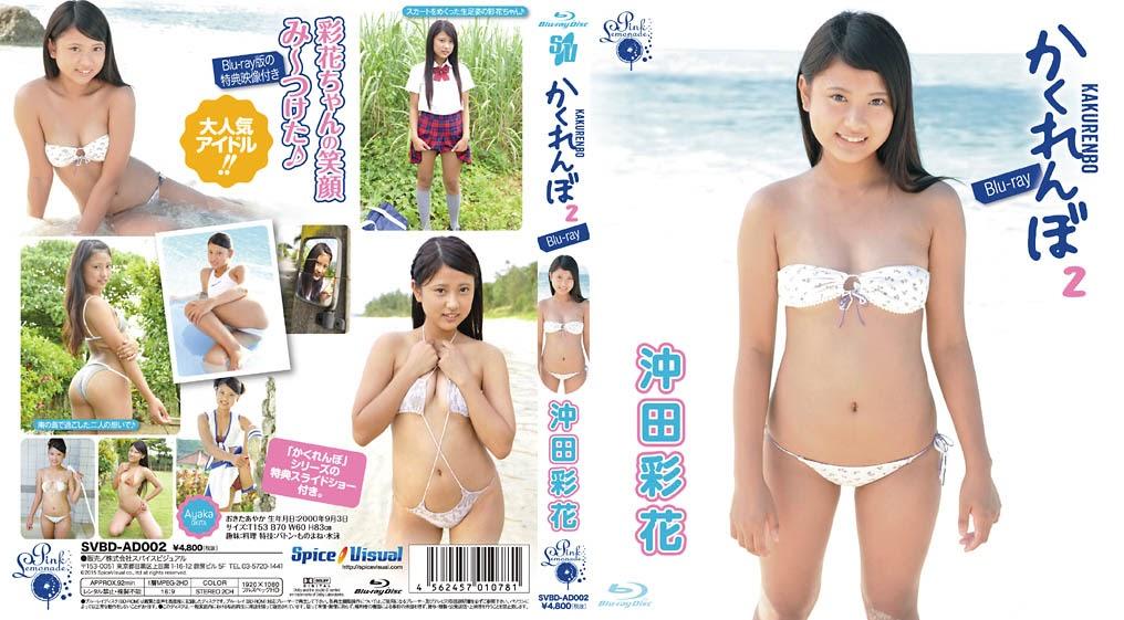 [SVBD-AD002] Ayaka Okita 沖田彩花 かくれんぼ 2 [MP4/1.84GB] sexy girls image jav