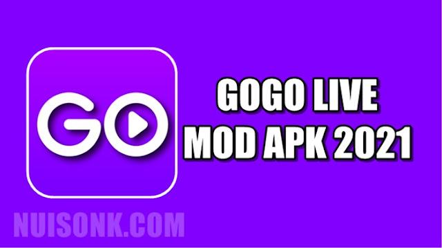 Gogo Live 3.2.7 Mod Apk Terbaru Unlimited Coins & VIP 2021