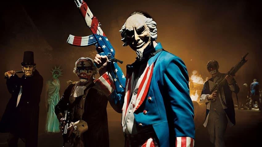 Фильм ужасов «Судная ночь 5» перенесли на год - премьеру отложили до июля 2021-го