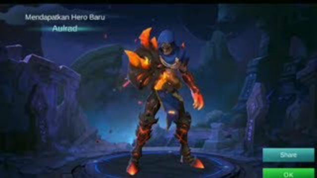 Skill Hero Aulrad Mobile Legends