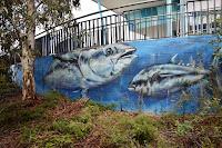 Gungahlin Street Art   Stylized Impact