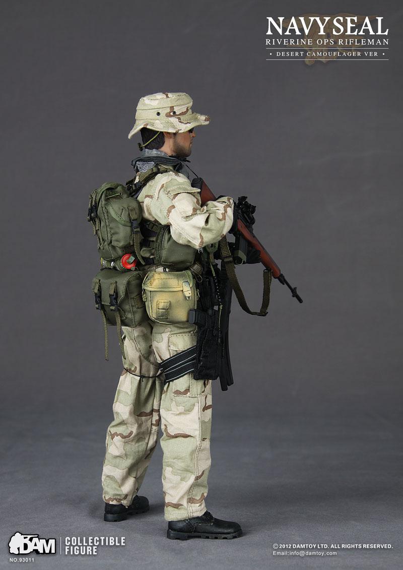 Preview Dam 1 6 Us Navy Seal Riverine Ops Rifleman Desert