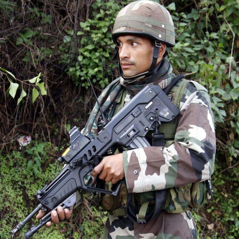 Orlite OR-201 Helmet - Indian Army - 001