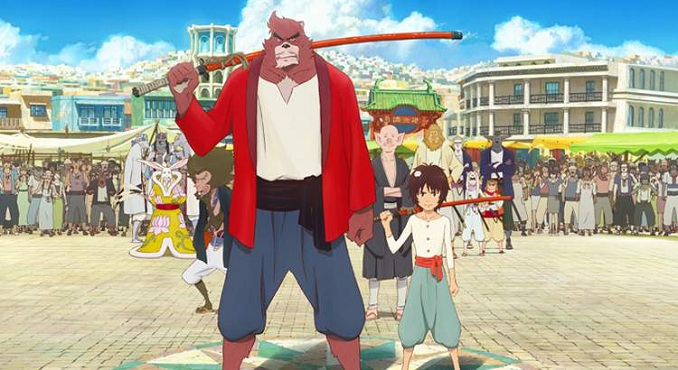 Bakemono no Ko Movie – Hidup Ren berubah drastis setelah sang ibu meninggal dunia akibat kecelakaan.