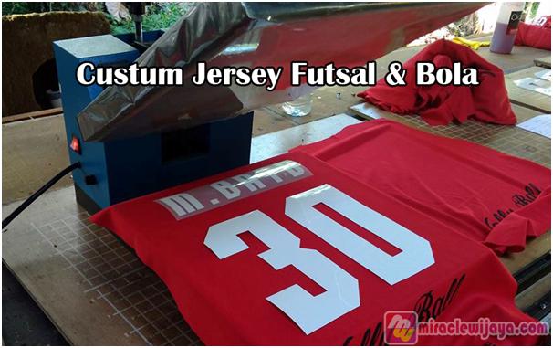 Custom Jersey Futsal, Sepak Bola dengan harga Murah dan Berkualitas