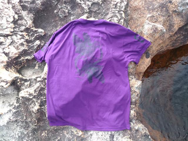 ruadoflow camiseta violeta