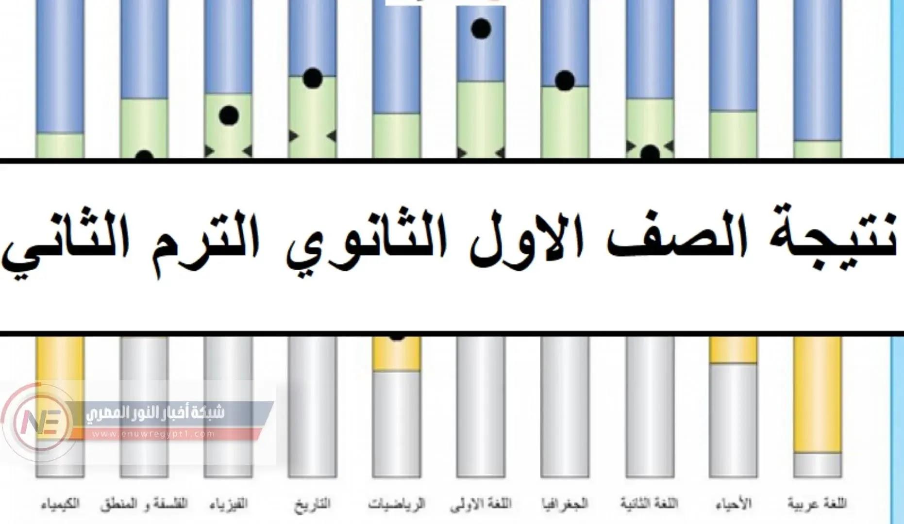 نتيجة الصف الاول الثانوي الترم الثاني 2021- رابط نتائج سنة اولي ثانوي الترم التاني عبر موقع وزارة التربية و التعليم- استعلم حالا