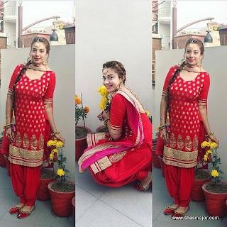 new model churidar