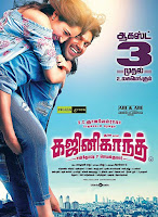 Ghajinikanth (2018) Full Movie Hindi Dubbed 720p HDRip ESubs Download