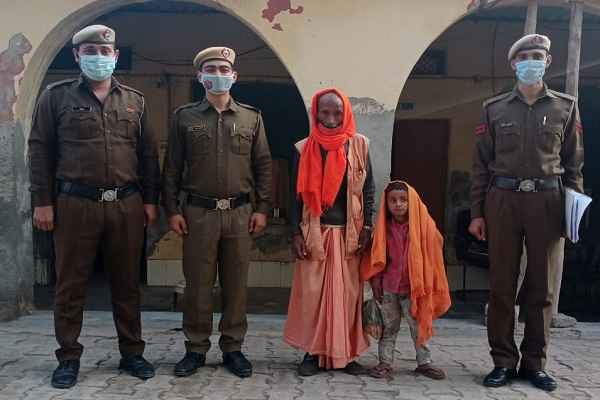 faridabad-parvatia-colony-police-chowki-news