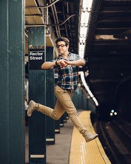 Broadway's Clay Thomson