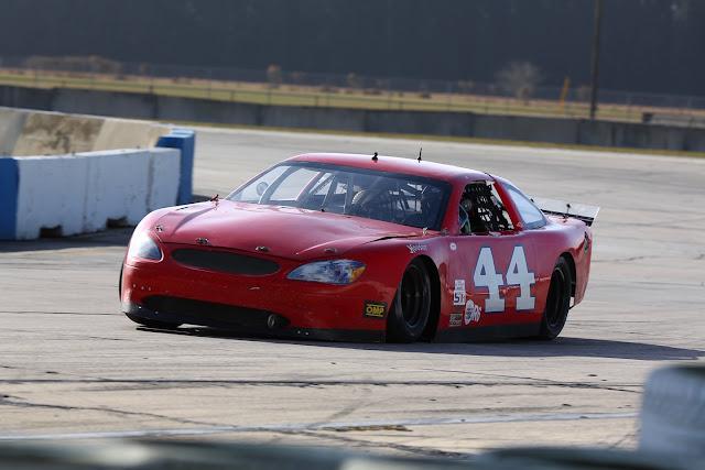 Rene Molina Brings NASCAR Thunder to Groesbeck Grand Prix