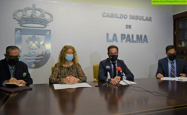 El estudio del impacto socioeconómico de la COVID-19 en La Palma sitúa a la isla como una de las menos afectadas de la Provincia por la crisis
