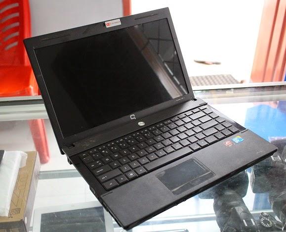 Laptop Gaming compaq 421 bekas