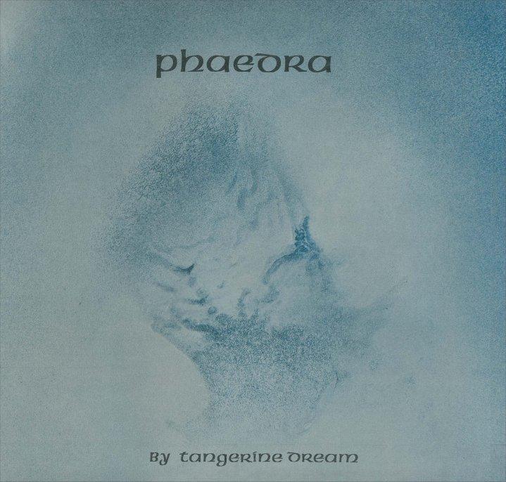 Rock On Vinyl: Tangerine Dream - Phaedra (1974)