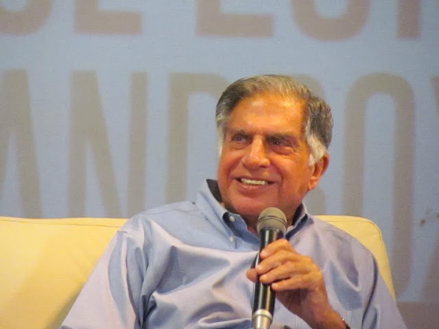Ratan Tata as Deshpande Dialogue - Sandbox Event