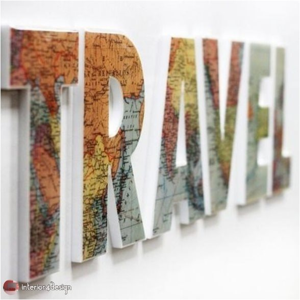 Travel-Inspired Decor 6