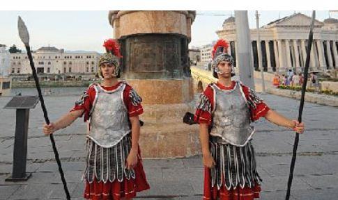 «Σκοπιανό καρναβάλι»