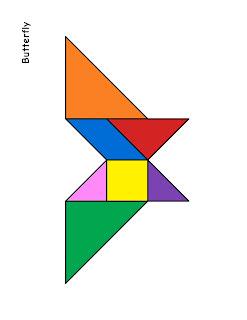 figuras con tangram