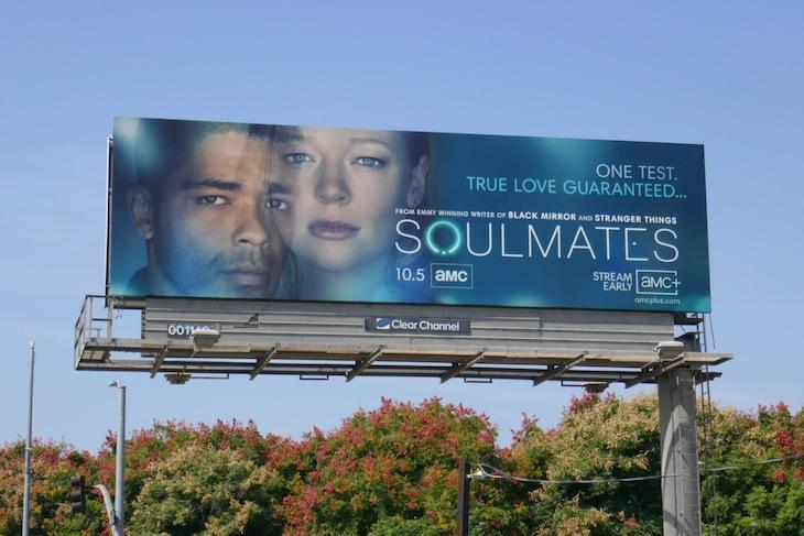 Soulmates TV series billboard