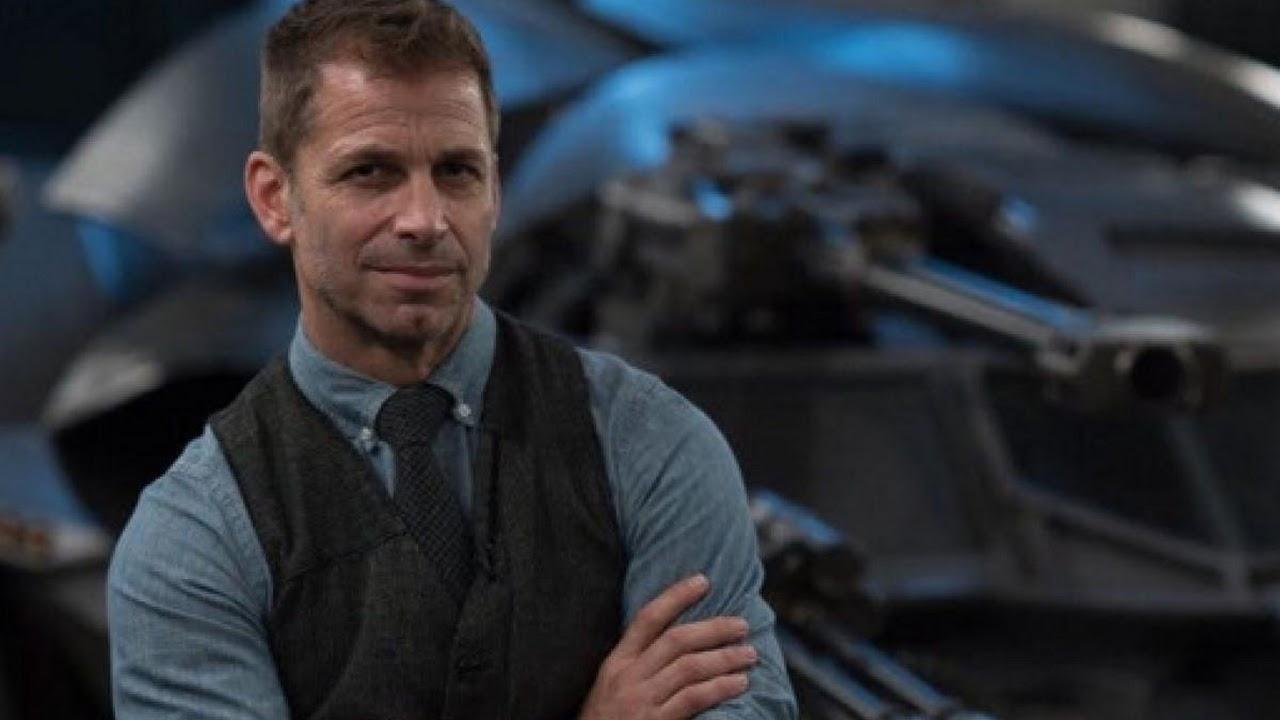 "Zack Snyder confirma que o CGI do ""Snyder Cut"" está completo"