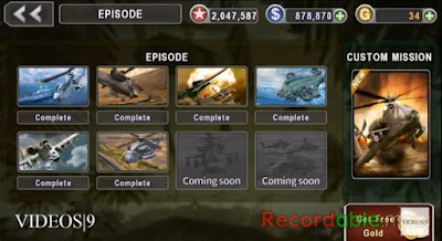 cheat gunship battle terbaru